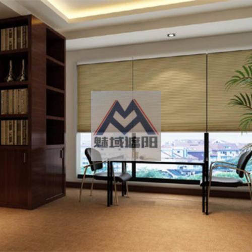 手动蜂巢帘,上海魅域智能遮阳技术有限公司