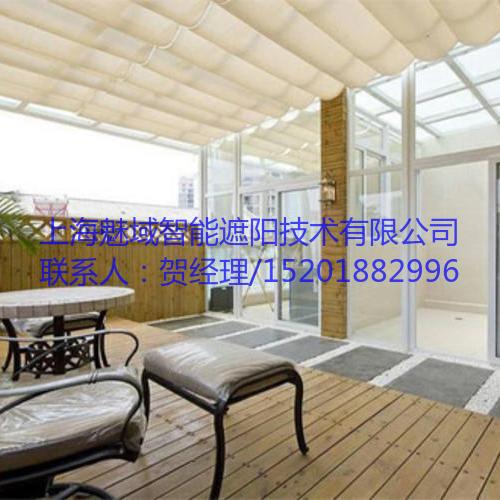 手动天棚帘,上海魅域智能遮阳技术有限公司