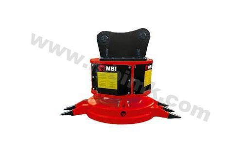 液压电吸盘-挖掘机抓钢机