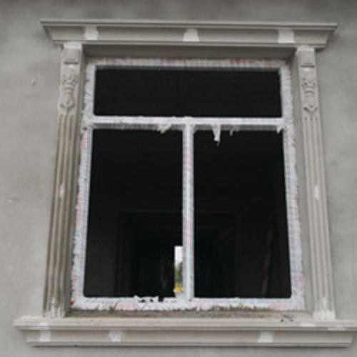 欧式GRC外墙装饰案例