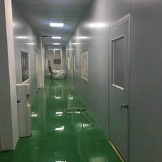 厂房生产车间彩钢板隔墙工程施工