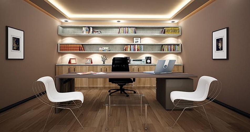 办公室装修木地板维护方法