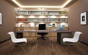 办公室装修实木地板维护保养方法