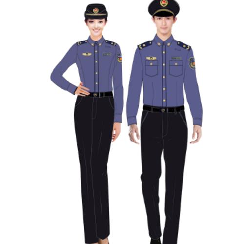 城管长袖制式衬衣
