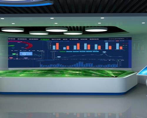 化工产业园智慧展示中心
