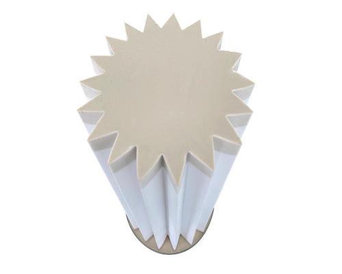 星形折叠式除尘滤筒