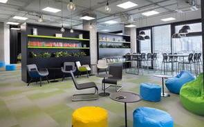 上海办公室装修设计公司应该如何区别