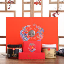 济康新疆龙凤银标  汉宫风韵 龙凤呈祥 蜂蜜礼盒 新品上市