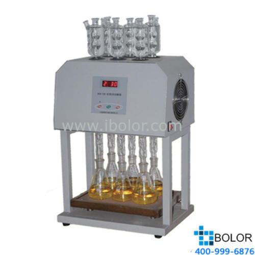 標準COD消解器(6孔) HCA-100 6孔為20ml;加熱板加熱