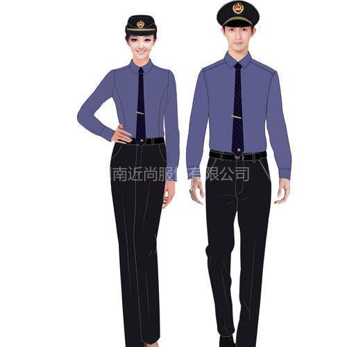 城管常服配套内衬衣