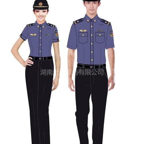 城管短袖制式衬衣