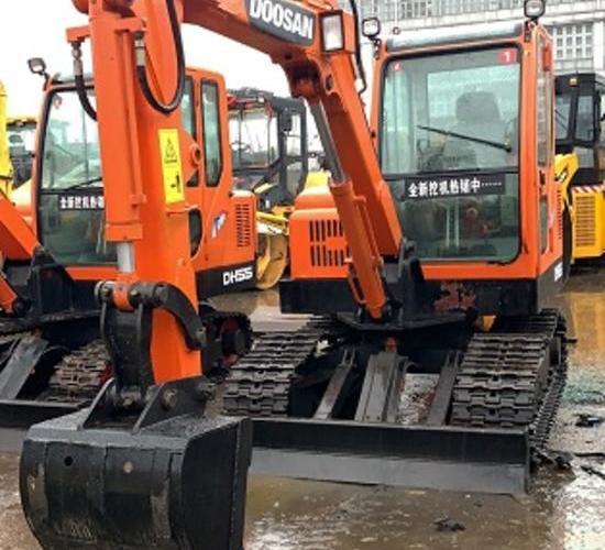 出售库存新55挖掘机二手80挖机60挖机35挖机