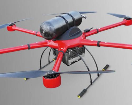 UAV application