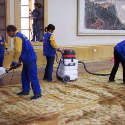 办公地毯清洁