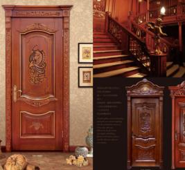 实木门与实木复合门价格