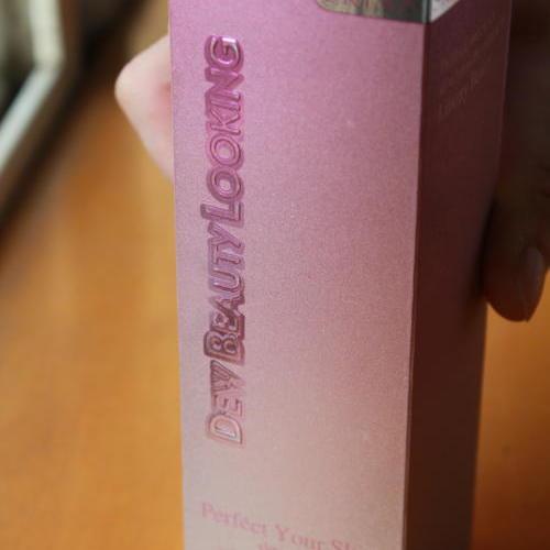 化妆品盒子