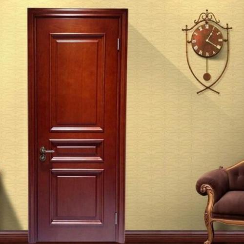 门是家的第一道风景