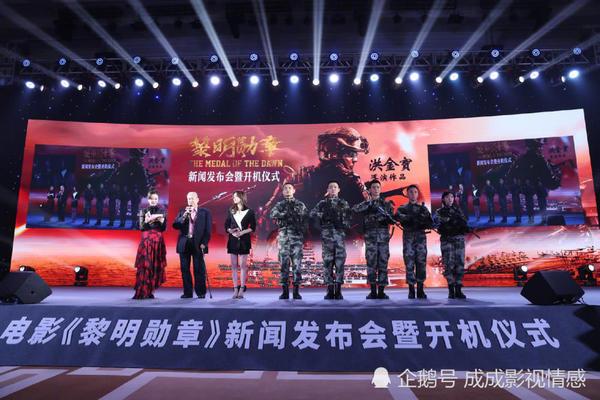 《黎明勋章》开机,释小龙文咏珊主演,洪金宝:不输吴京战狼3!
