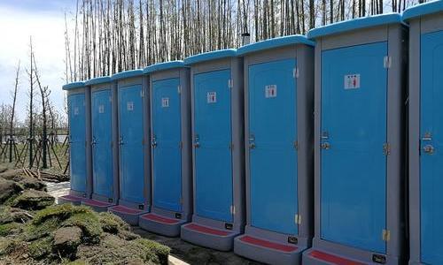 免水打包移动厕所