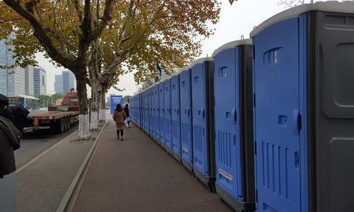 马拉松厕所出租