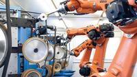 抛光打磨机器人离线编程