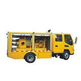 自行走式应急抢险泵车
