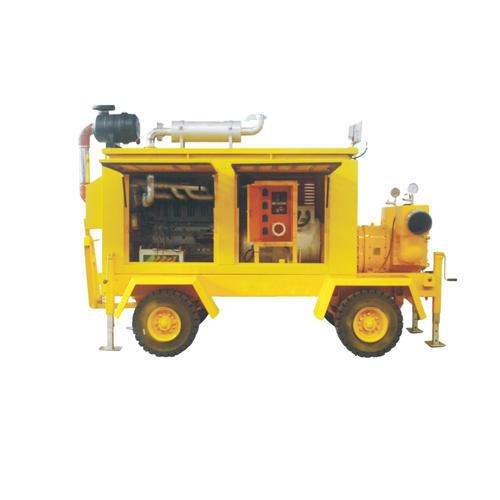 应急抢险电源泵车