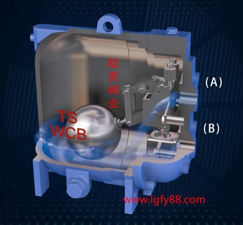 自动疏水阀泵工作原理图