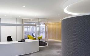 辦公室前臺要如何設計,裝飾上有什么要求嗎?
