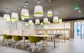 办公室灯光设计照度要求是多少?