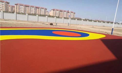 上海幼儿园塑胶地坪怎么样用更长久