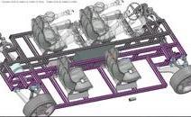 Atticus Robot铝制电动车的大众市场