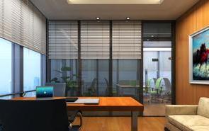 主管辦公室要如何裝修設計?歐式辦公室背景墻使用什么顏色好看?