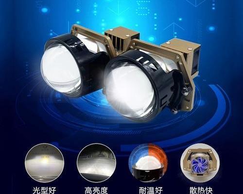 「超视界激光双光透镜大灯」限时优惠,蓝精灵改灯严选