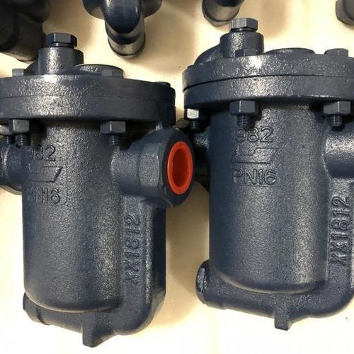 螺紋口倒桶式蒸汽疏水器
