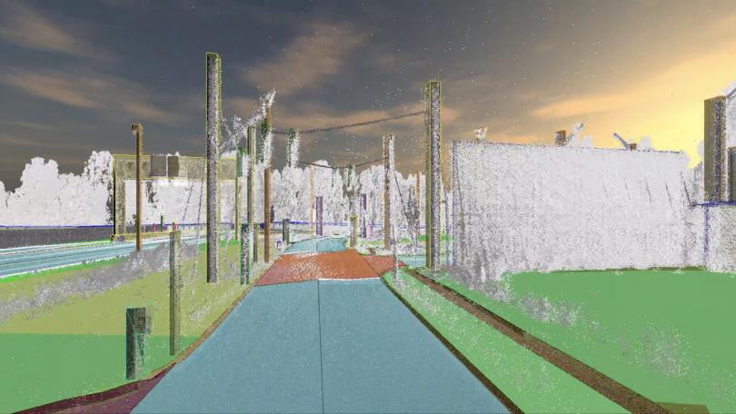 Carmera HD maps autonomous vehicles