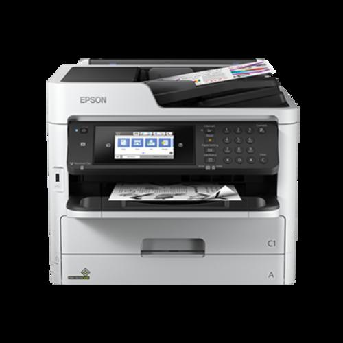 Epson WF-M5799a 高端黑白商用墨仓式一体机