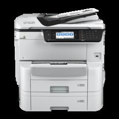 Epson WF-C8690a 工作组级A3+彩色商用墨仓式复合机