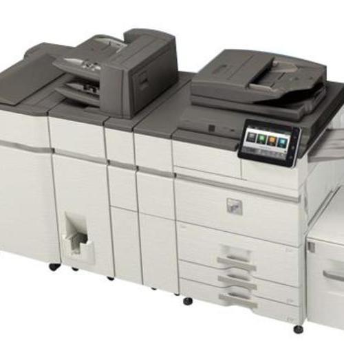 夏普MX-B6581D/B7581D多功能黑白复印机