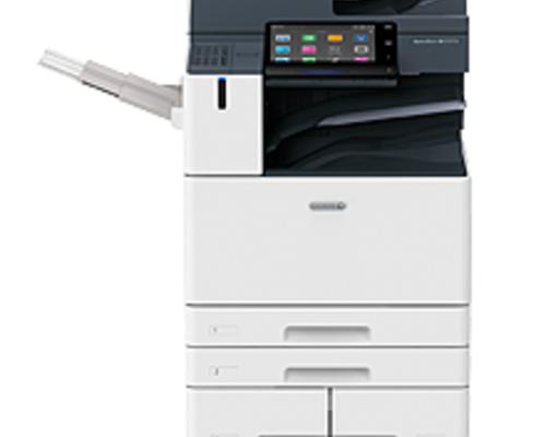 施乐(Fuji Xerox)3373彩色多功能全新复印机