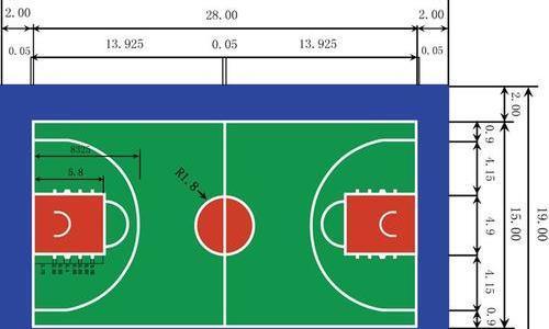 上海硅PU球场材料是近年来在体育运动场地得到广泛应用的新型篮球场材料