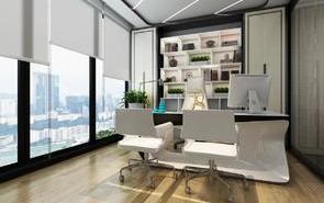 辦公室裝修時,總經理辦公室設計有哪些要點?