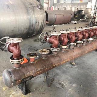 高压蒸汽分汽缸