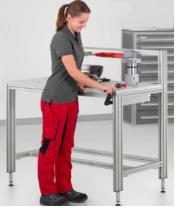人体工学产品 – 工作桌系统