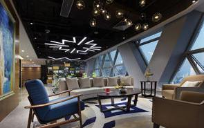 现在办公室装修设计选择哪种风格较好?