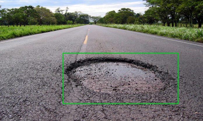 Tesla Autopilot Pothole Detection