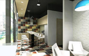 怎樣劃分辦公樓裝修的主次空間?