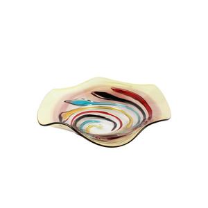 草帽大号-玻璃中心碗