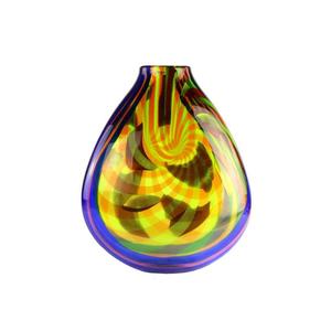 向日葵花瓶-穆拉诺玻璃原味OMG-非洲CELOTTO签名