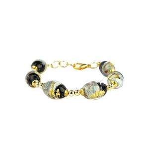 手链金星-玉髓玻璃-原始的穆拉诺玻璃